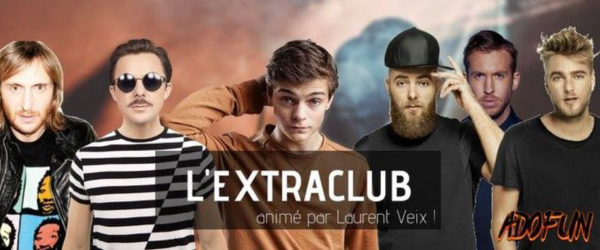 Extraclub - Laurent Veix